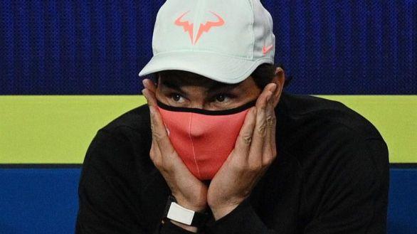 Copa ATP. España sucumbe en semifinales con Rafa Nadal como consejero