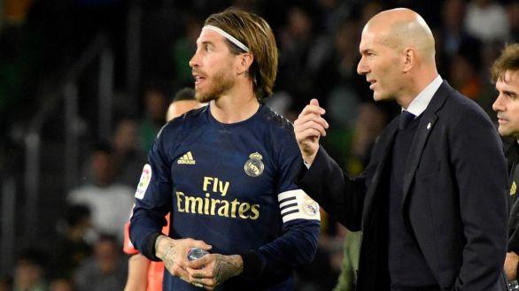 Alarma en el Real Madrid: Ramos, operado, será baja de seis a ocho semanas