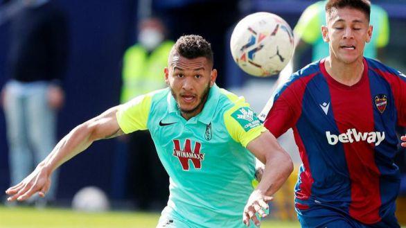 Soldado rescata un punto para el Granada tras el doblete de Morales |2-2