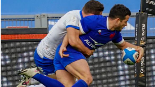Seis Naciones. Francia aplasta a Italia en el Olímpico |10-50