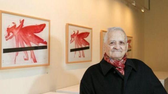 Fallece por coronavirus el pintor Luis Feito, uno de los fundadores del grupo El Paso