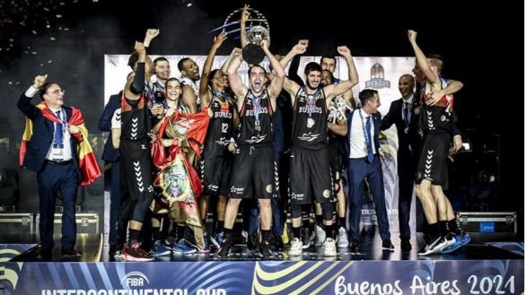 El Burgos conquista la Copa Intercontinental en Buenos Aires |73-82