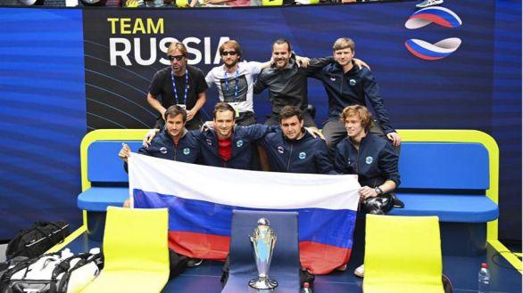 Copa ATP. Rusia fulmina a Italia en la final