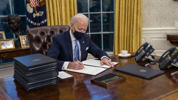 Biden no levantará las sanciones a Irán a menos que deje de enriquecer uranio