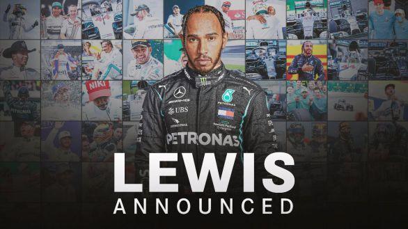 Fórmula Uno. Fin al culebrón: Hamilton renueva con Mercedes