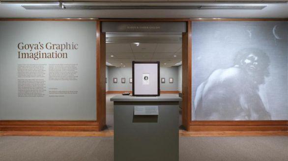 El Met de Nueva York disecciona la mente de Goya en una nueva exhibición