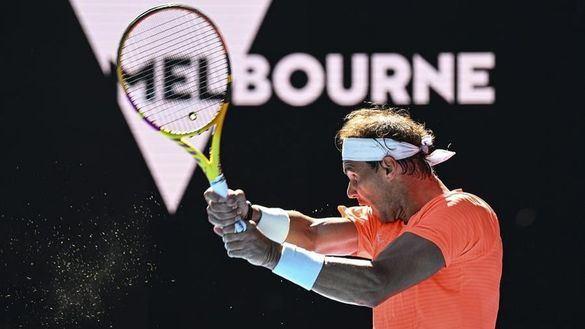 Abierto de Australia. Nadal vence en tres sets a Djere pese a las molestias