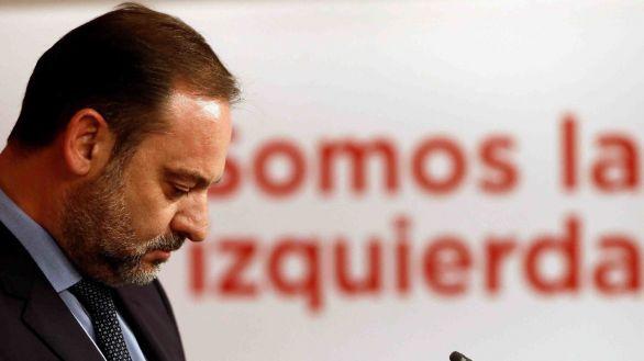 Ábalos prepara el pacto con ERC: