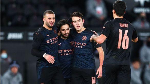 FA Cup. El City tampoco se relaja en su reválida copera |1-3