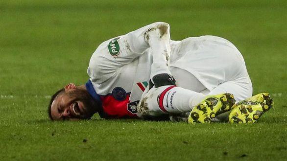 Neymar no podrá jugar contra el Barcelona y estalla en redes sociales