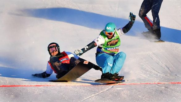 Snowboard. Eguibar, campeón de la Copa del Mundo a un año de los Juegos Olímpicos