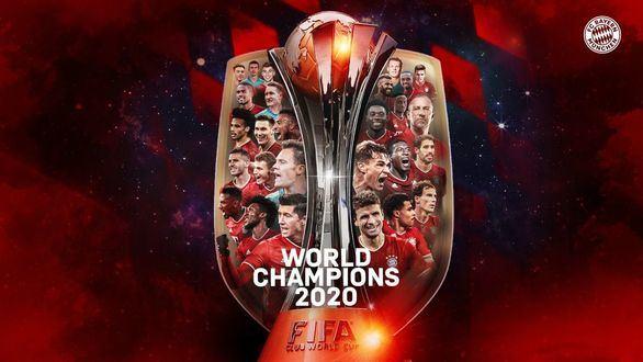 Mundial de Clubes. El Bayern es campeón e iguala el sextete del Barça de Guardiola   1-0