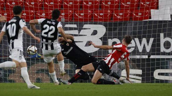 Copa del Rey. El Levante da un paso en San Mamés | 1-1
