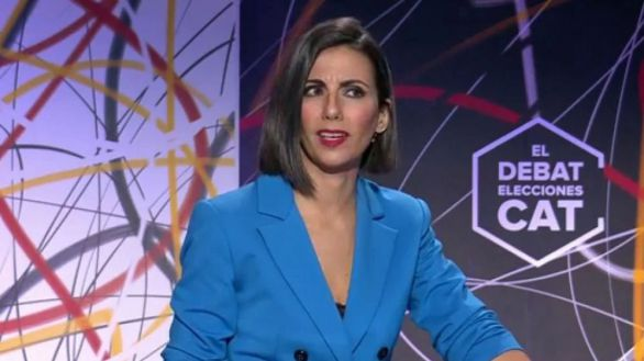 Buen dato del debate de las elecciones catalanas en La Sexta