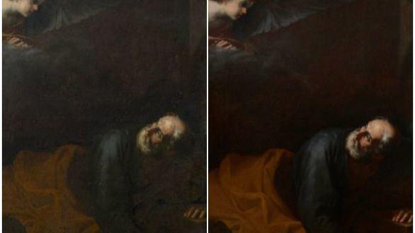 La sutileza del pincel de José de Ribera brilla de nuevo en