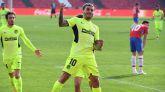 El Atlético recupera la senda triunfal en Granada   1-2