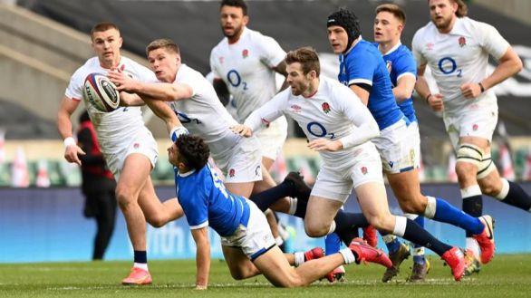 VI Naciones. Inglaterra se estrena y Gales ya es candidata al título