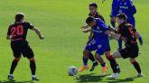 La Real Sociedad también pesca en Getafe   0-1