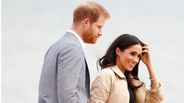 Enrique y Meghan, duques de Sussex, anuncian que esperan su segundo hijo