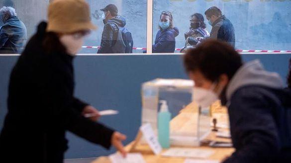 Baja la participación: un millón de votos menos debido a la alta abstención