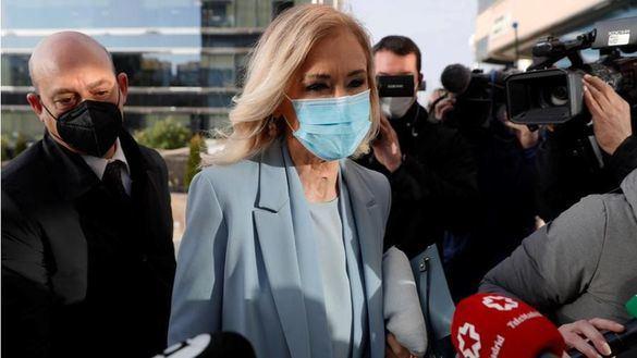 Cristina Cifuentes, absuelta en el caso Máster