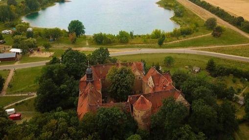 El castillo de Mühlberg: de la batalla de Carlos V a residencia internacional de artistas