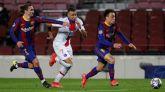 Mbappè desquicia al Barcelona y asalta el Camp Nou | 1-4