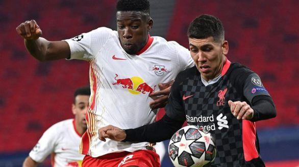 El Liverpool da un golpe de autoridad contra el Leipzig | 0-2