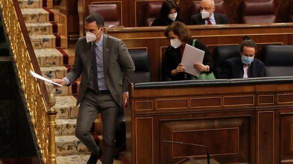 La oposición exige a Sánchez que destituya a Iglesias por cuestionar la normalidad democrática