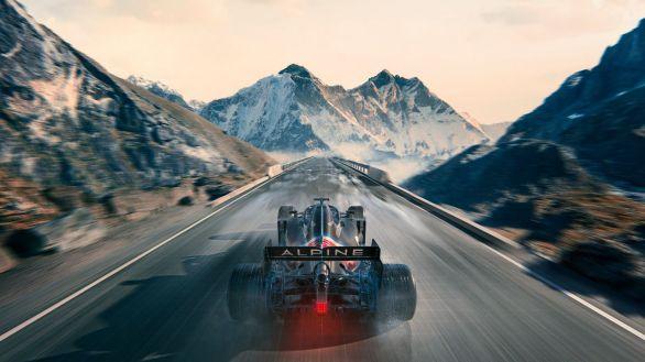 Fórmula Uno. Fernando Alonso fija su objetivo para 2021