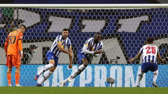 La Juventus se pega un tiro en el pie en Oporto | 2-1