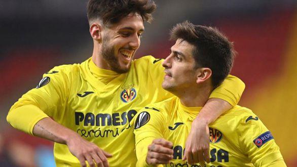 Liga Europa. Gerard Moreno da alas al Villarreal en el Red Bull Arena |0-2