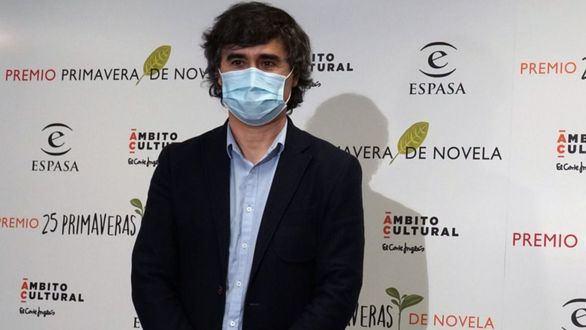 El periodista y escritor español, Pablo Simón.