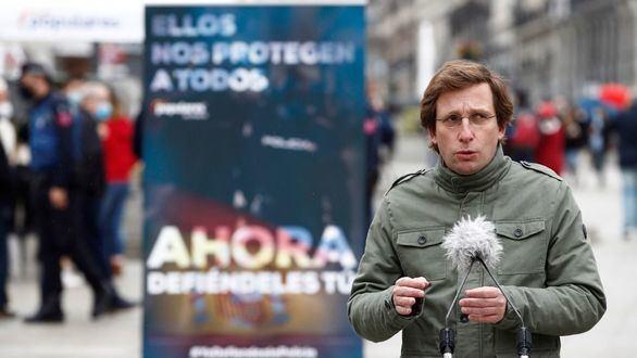 """Almeida critica a los miembros del Gobierno que """"incitan y alientan"""" los disturbios"""