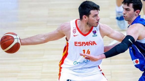 España cierra con nota la fase de clasificación  78-73