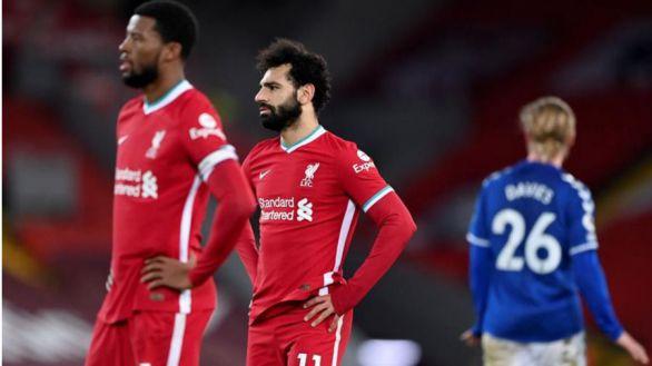 Ligas europeas. El Liverpool, en caída libre; KO de PSG y Bayern