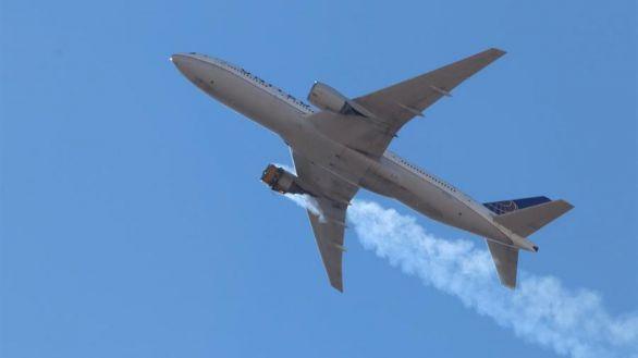Boeing recomienda suspender los vuelos del modelo 777 tras el accidente