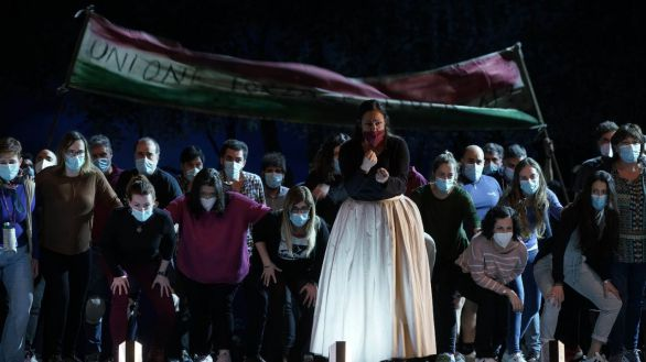 El drama y la emoción de la ópera Norma llega al Teatro Real