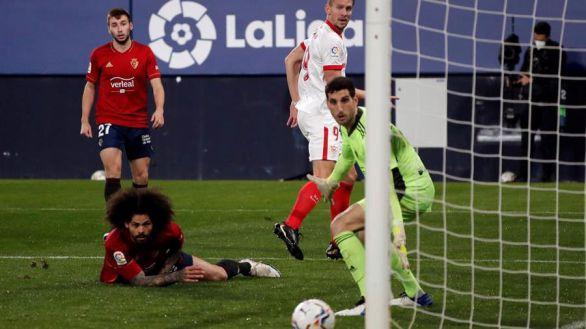 El Sevilla se apunta a la Liga |0-2
