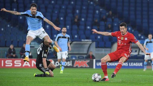 El Bayern aplasta a la Lazio en 45 minutos | 1-4