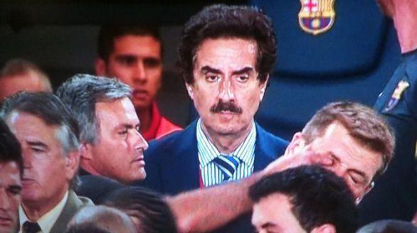 Mourinho: 'Gracias a Dios no soy el entrenador que solía ser'