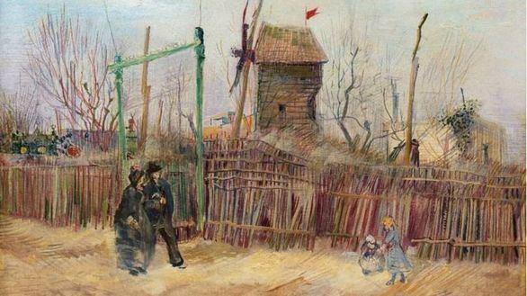 A subasta un cuadro de Van Gogh que lleva un siglo sin verse en público