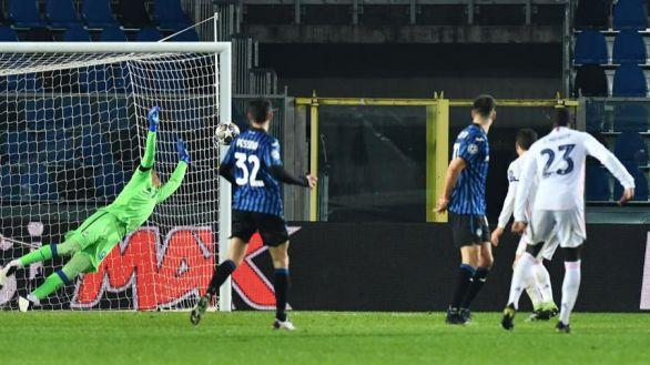 El Real Madrid no deja escapar al Atalanta | 0-1