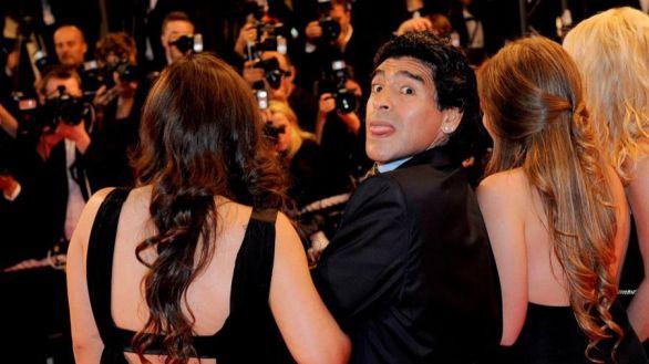 Dos hijas de Maradona declaran en la investigación por la muerte de su padre