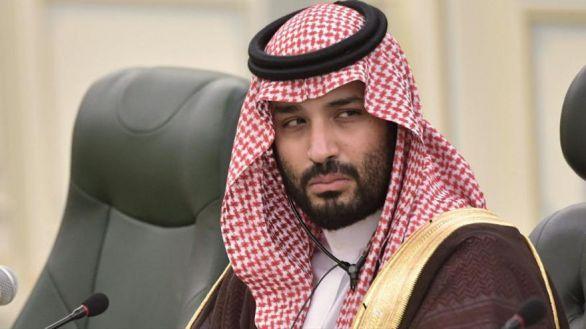 El príncipe heredero Mohamed bin Salman, en 2018,  durante la cumbre del G20 en Argentina.