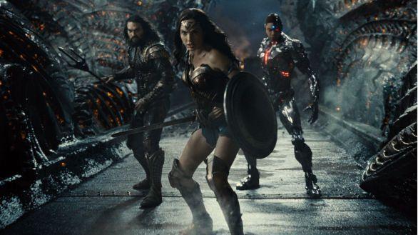 La Liga de la Justicia de Zack Snyder, el plato fuerte de HBO para marzo