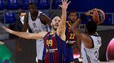 Euroliga. El Asvel sorprende al Barcelona en el Palau |69-76