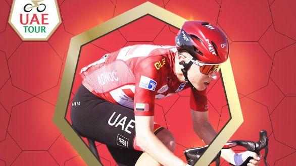 Tour EAU. El diamante Pogacar estrena su palmarés de 2021