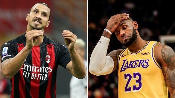 NBA. LeBron contra Ibrahimovic: ¿deben los deportistas hablar de política?