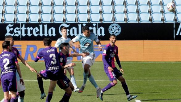 Murillo, en el descuento, congela al Valladolid | 1-1